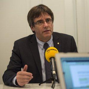 Puigdemont Brusel·les - Sergi Alcazar