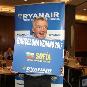 Ryanair Barcelona ACN