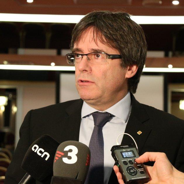 Carles Puigdemont - ACN