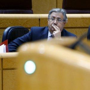 Ministre Juan Ignacio Zoido Senat - EFE