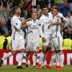Reial Madrid Sporting Champions EFE