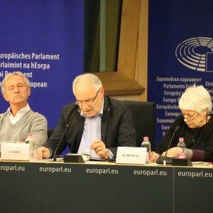 Eurodiputats ACN