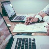 oficina empresari empreses pixabay