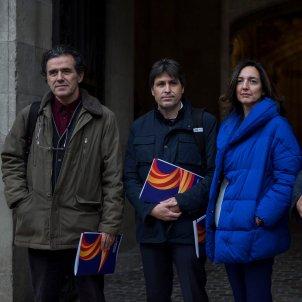 Societat Civil Catalana (SCC) Ajuntament Barcelona Colau - EFE