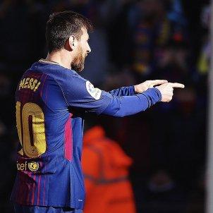 Messi Barça Celta Camp Nou EFE
