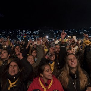 concert llibertat presos polítics - laura gomez
