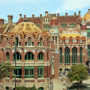 Hospital de Sant Pau-Wikipedia