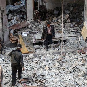 bombardeig siria efe