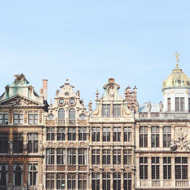 brussel·les edificis - Marius Badstuber (goodfreephotos)