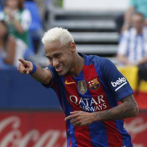 Neymar Barça Leganés gol EFE