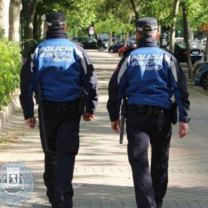 policies madrid guardia civil