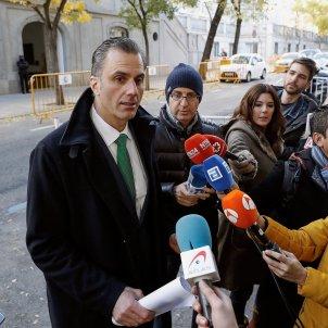 Advocat de VOX Javier Ortega - EFE