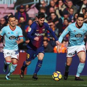 Barça Celta Messi Camp Nou   EFE
