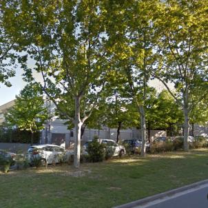mort nen escola Vilafranca del Penedès / Google Maps