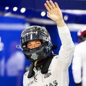 Nico Rosberg GP Singapur Efe