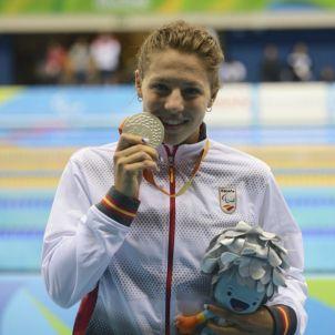 Núria Marquès Jocs Paralímpics Rio 2106 Efe