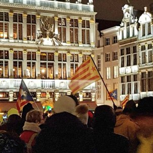 Grand place brussel·les ANC Horta Twiiter