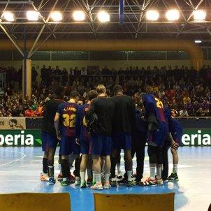 Barça Handbol Guadalajara empat   FCB