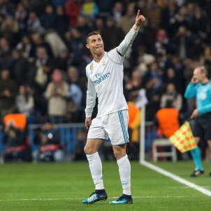 Cristiano Ronaldo Madrid Dortmund gol Champions   EFE