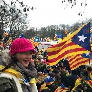 Mani BXL Magalí (Foto Francesc Varela)