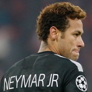 Neymar Jr PSG Bayern Champions   EFE