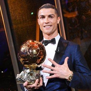 Cristiano Ronaldo Pilota d'Or - EFE