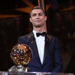 Cristiano Ronaldo gala Pilota Or París   EFE