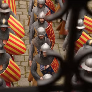 HBO sèrie Knightfall