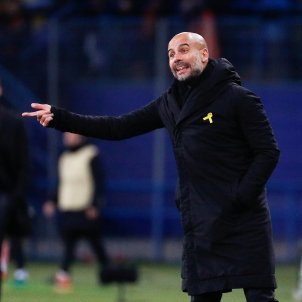 Ppe Guardiola Manchester City Champions Shakhtar   EFE