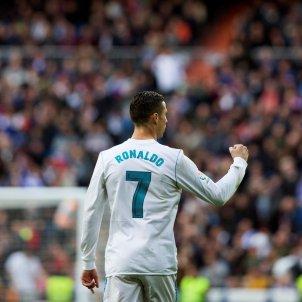 Cristiano Ronaldo Reial Madrid gol Sevilla   EFE