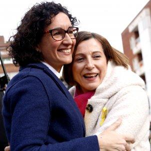 Forcadell Rovira Badalona eleccions 21-D - ACN