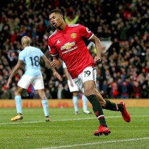 Manchester United Rashford City   EFE