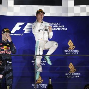 Nico Rosberg GP Singapur Efe 2