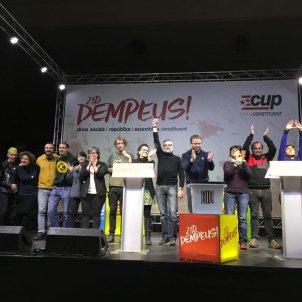final acte central campanya CUP   Nicolás Tomás