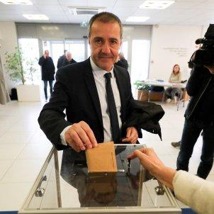 Gilles Simeoni independentista Còrsega - EFE