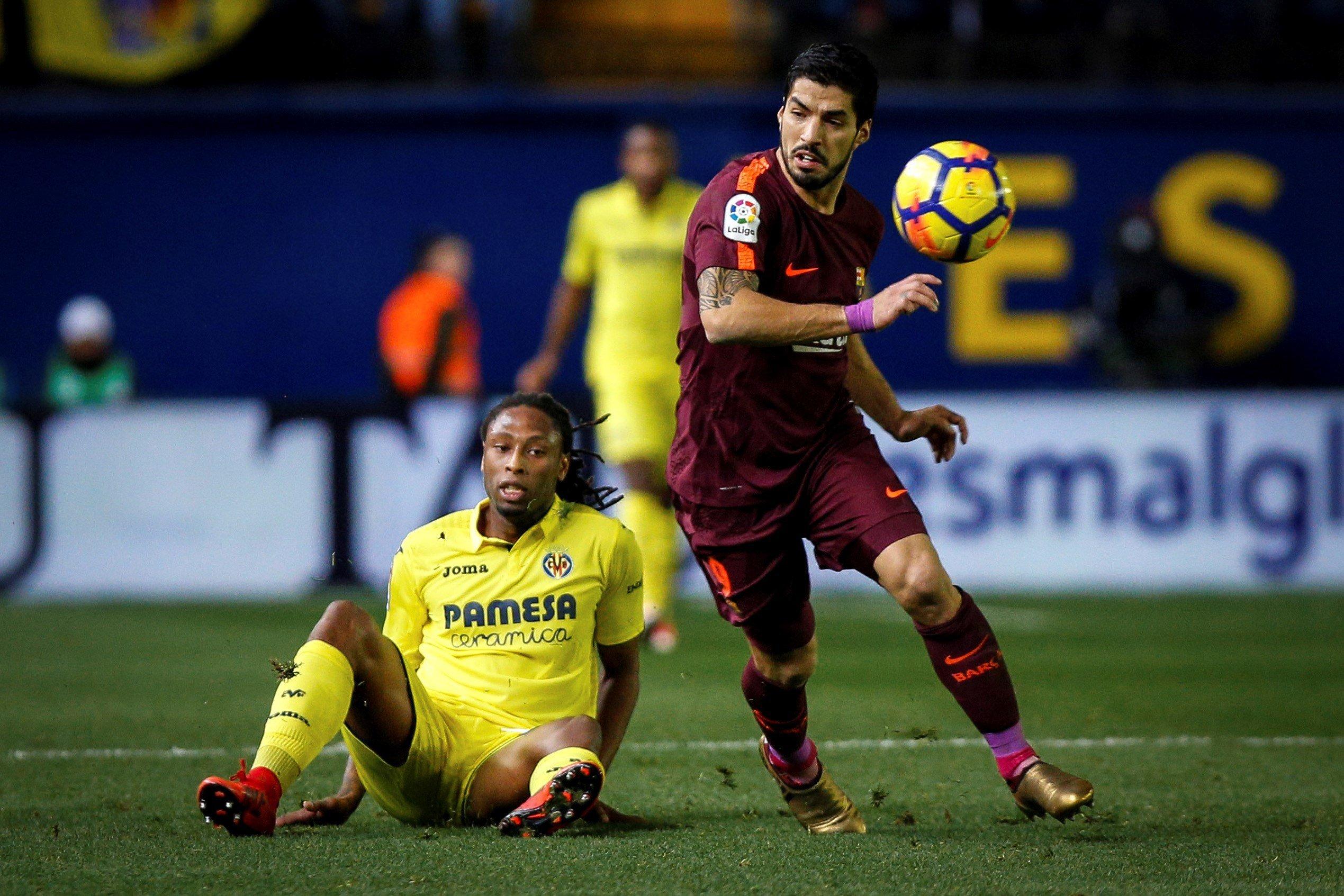 Luis Suarez Barça Villarreal   EFE