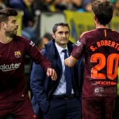 "Valverde: ""Nosaltres sempre anem a guanyar"""
