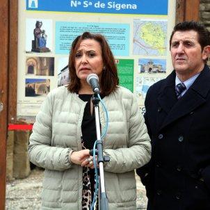 Consellera Cultura aragó Sixena / ACN