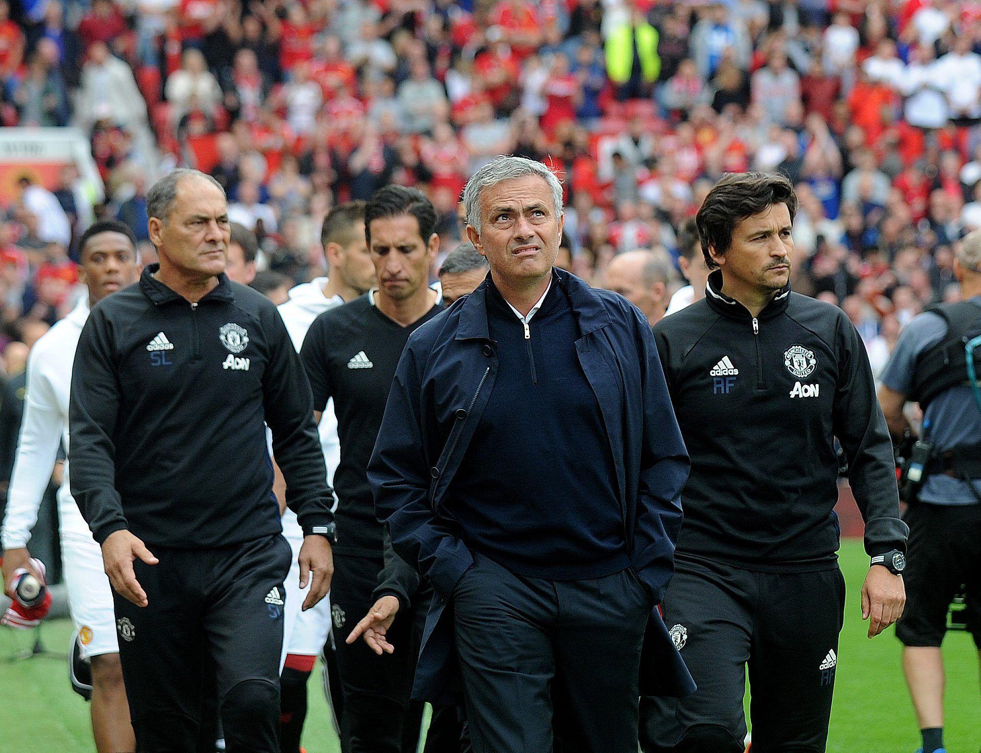Mourinho Manchester EFE