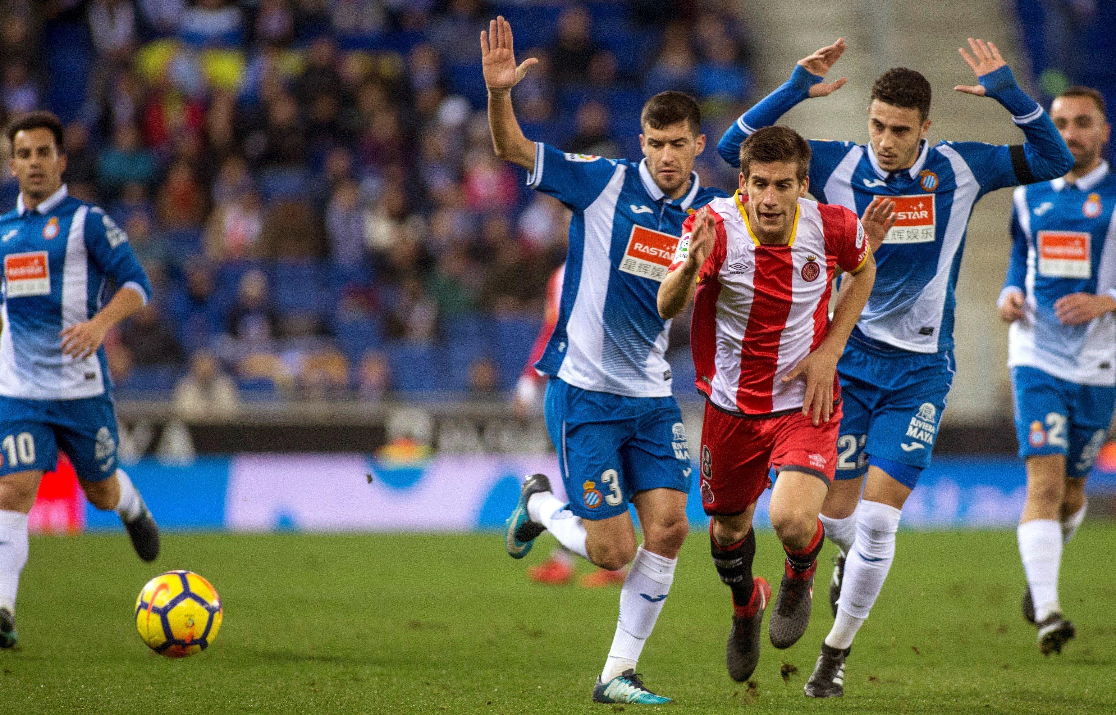 Pere Pons Espanyol Girona Efe