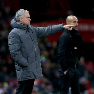 Mourinho Guardiola Efe