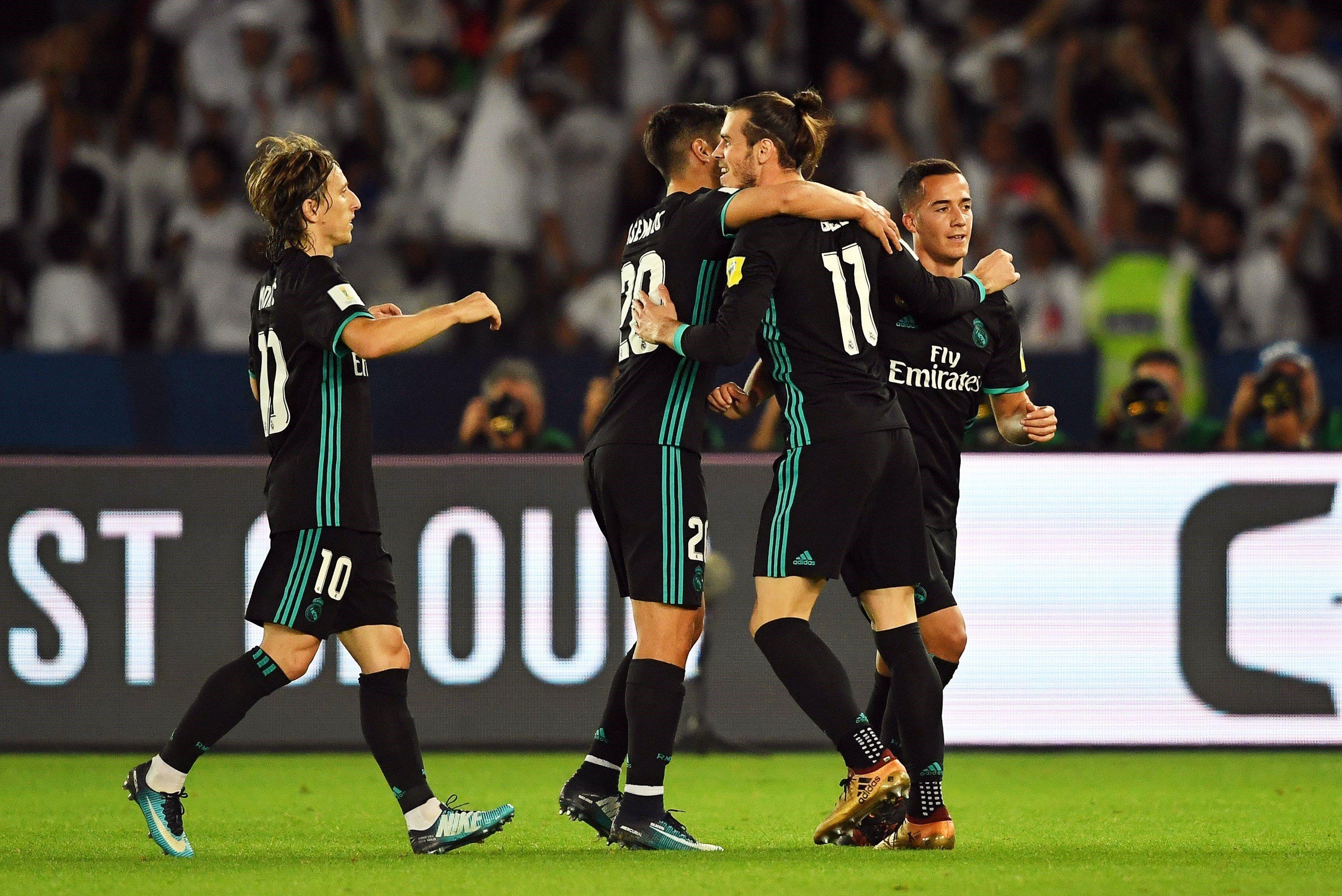 Al Jazira Reial Madrid Mundial Clubs Efe