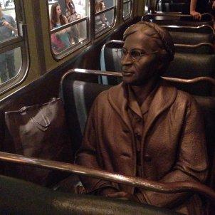 Rosa Parks monument