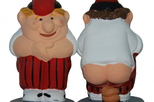 caganer clàssic wikimedia commons
