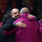 Pep Guardiola entrenador Manchester City premier league   EFE