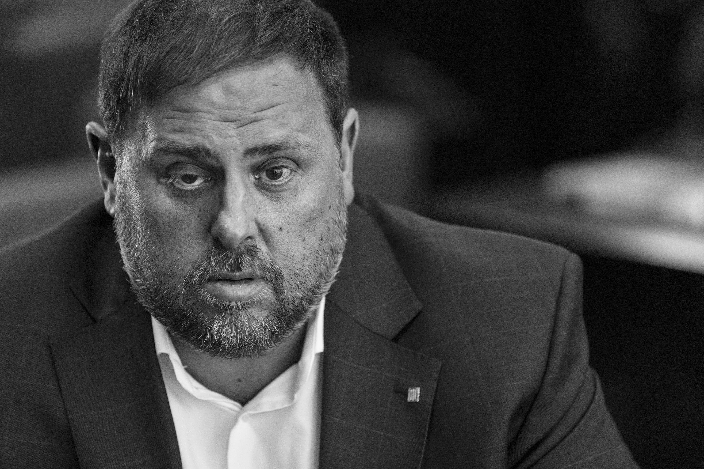 Oriol Junqueras ERC - Sergi Alcàzar