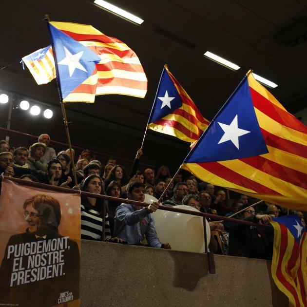 Resultado de imagen de 'Foreign Affairs' situa l'independentisme català com un dels més potents del món