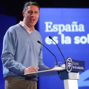 Albiol míting PP Efe