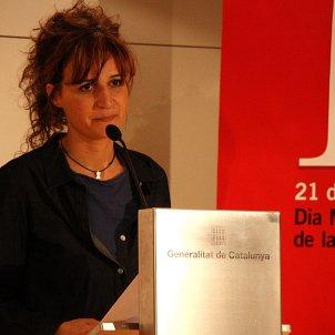 L'actriu Sílvia Bel / ACN