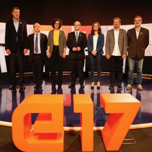 Debat tv3 Sergi Alcàzar